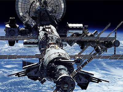 Almost NEW space station for sale